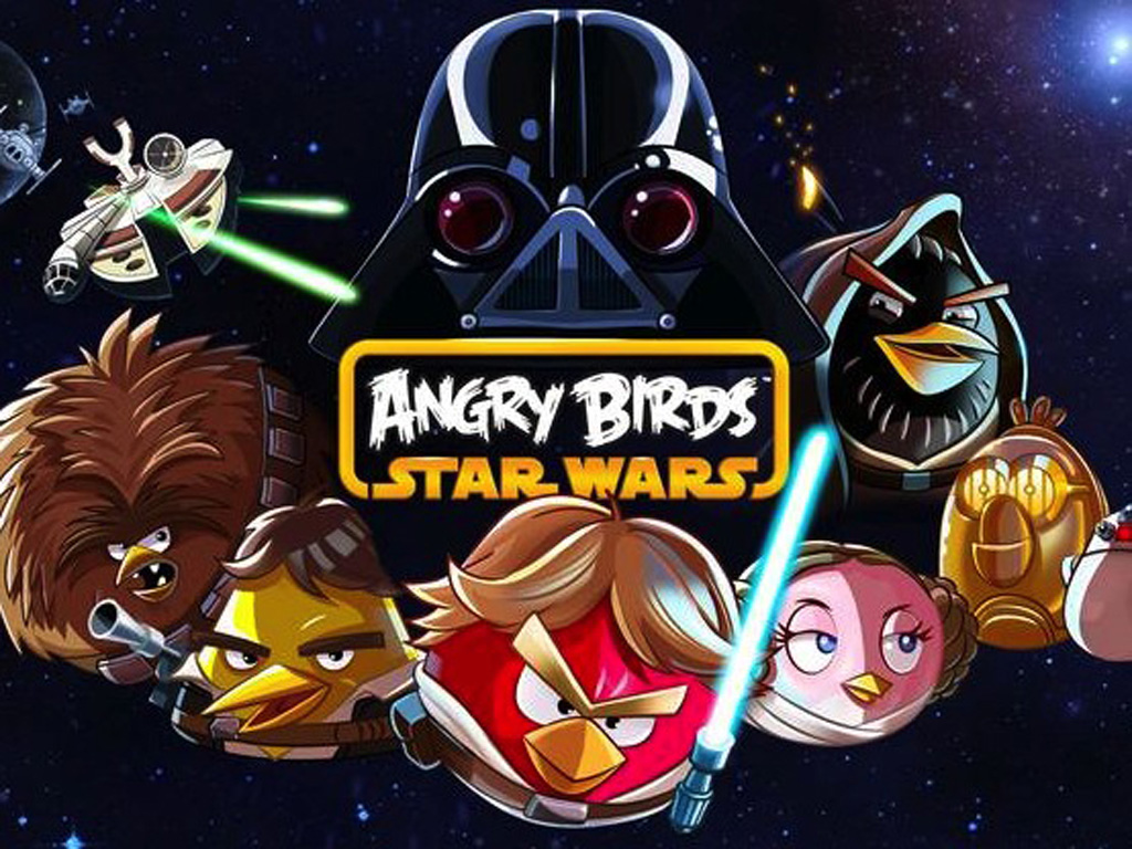 Angry Birds Star Wars-free