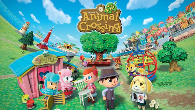animal_crossing_เกมส์ขายดีญี่ปุ่น
