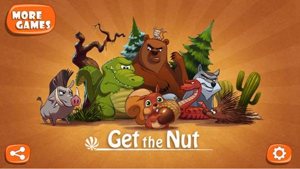 เกมส์ ฟรี Get-The-Nut