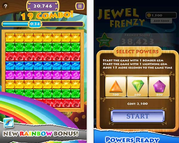 เกม Jewel-Frenzy