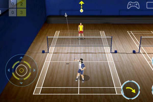 เกมส์ ฟรี Super-Badminton