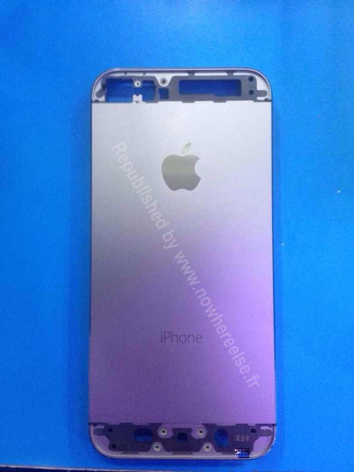 ภาพหลุด  iPhone-5S