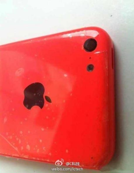 iphone 5c สีแดง