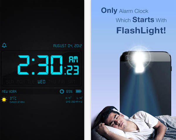 Alarm-Clock-With-Instant-Light
