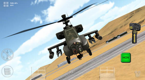 Apache-3D-Sim