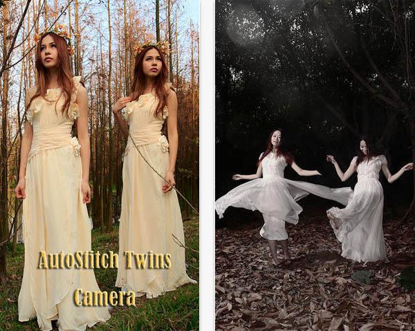 AutoStitch-Twins-Camera