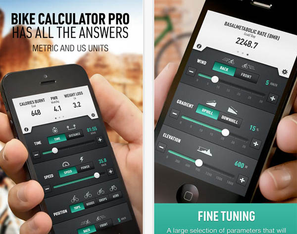 Bike-Calculator -Pro