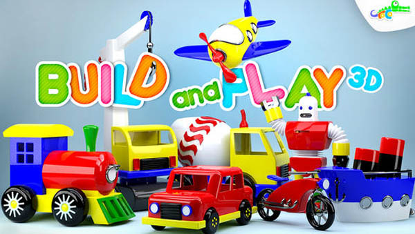 Build-and-Play-3D