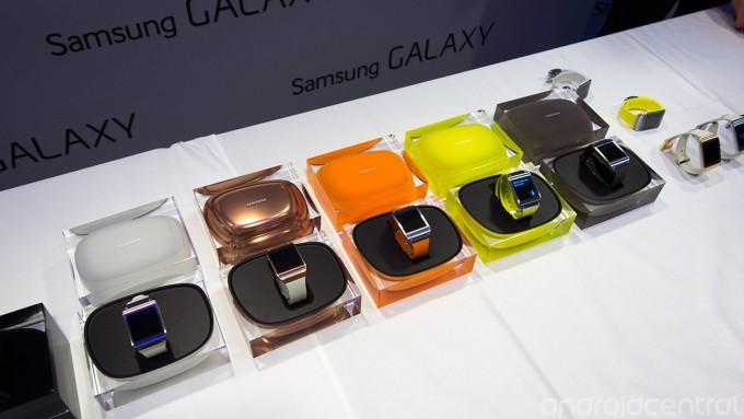 Samsung Galaxy Gear1