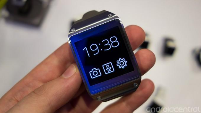 Samsung Galaxy Gear7