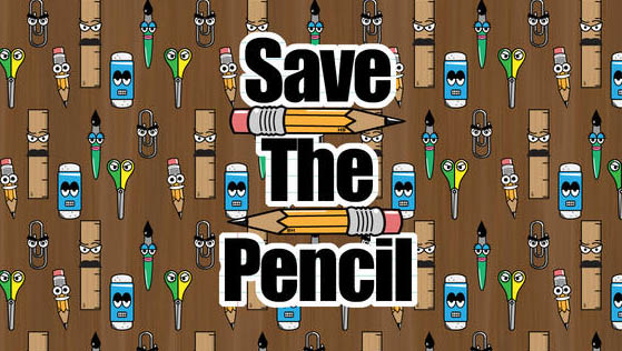 Save-The-Pencil