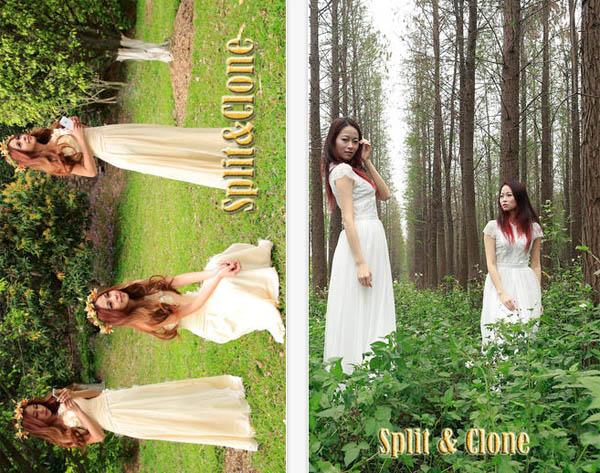 Split-Clone-yourself