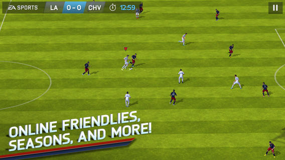 fifa14 ios android