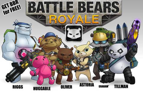 BATTLE-BEARS