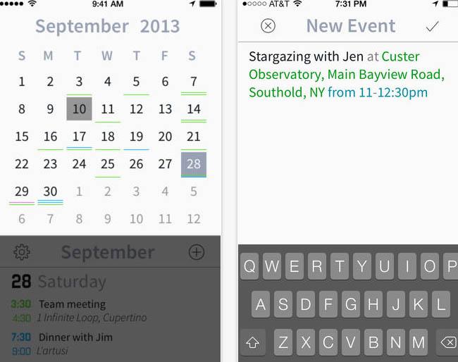 Horizon-Calendar