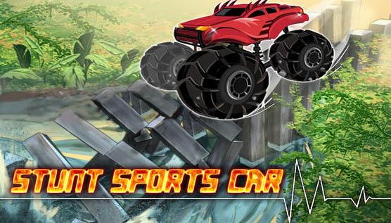 Stunt-Sports-Car