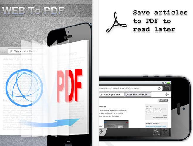 WEB-To-PDF