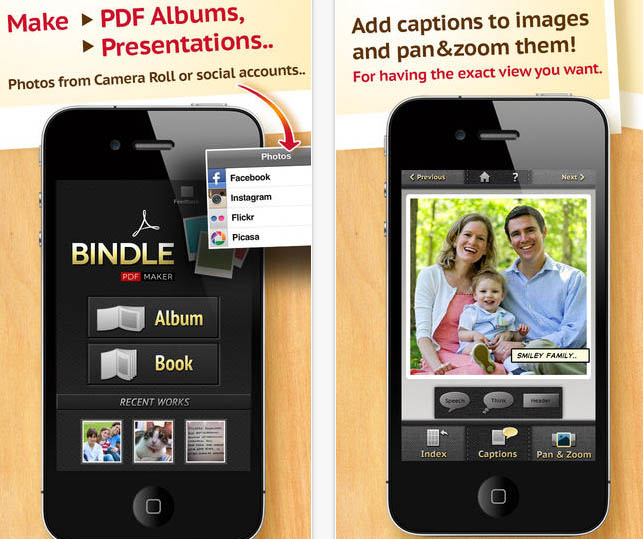 Bindle - PDF