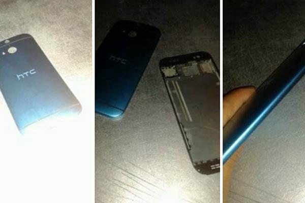 HTC M8 สเปค