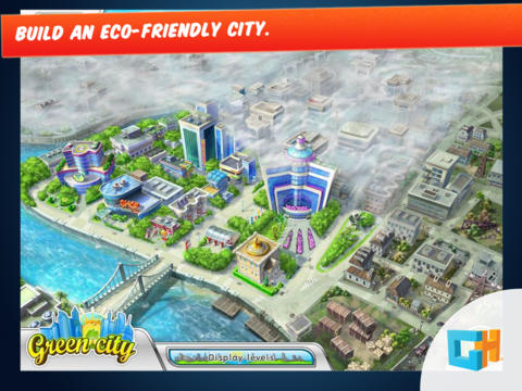 Green City for iPad