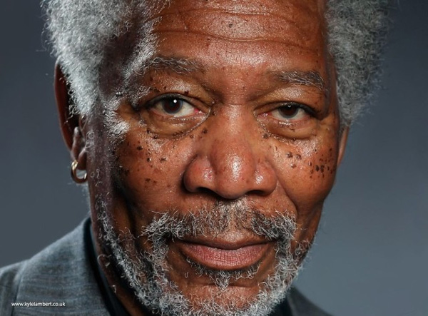 Morgan Freeman_ipad