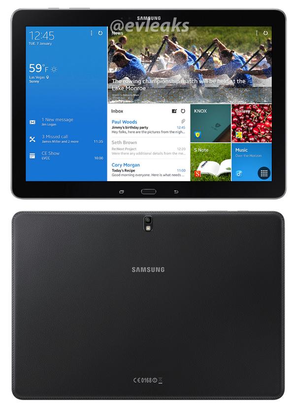 Samsung Galaxy Tab PRO 12.2 ปี 2014