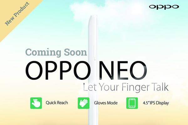 Oppo-Neo