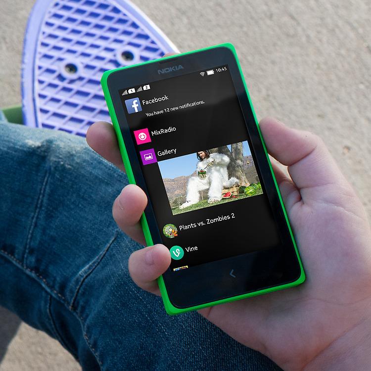 Nokia-X9