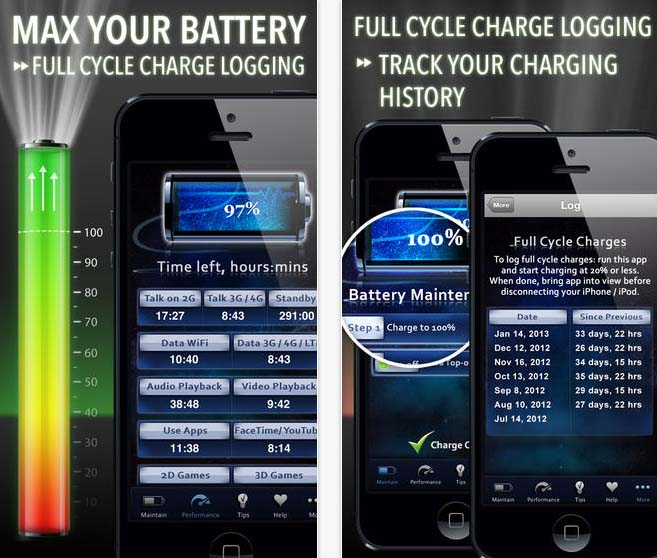 Battery Life Magic Pro