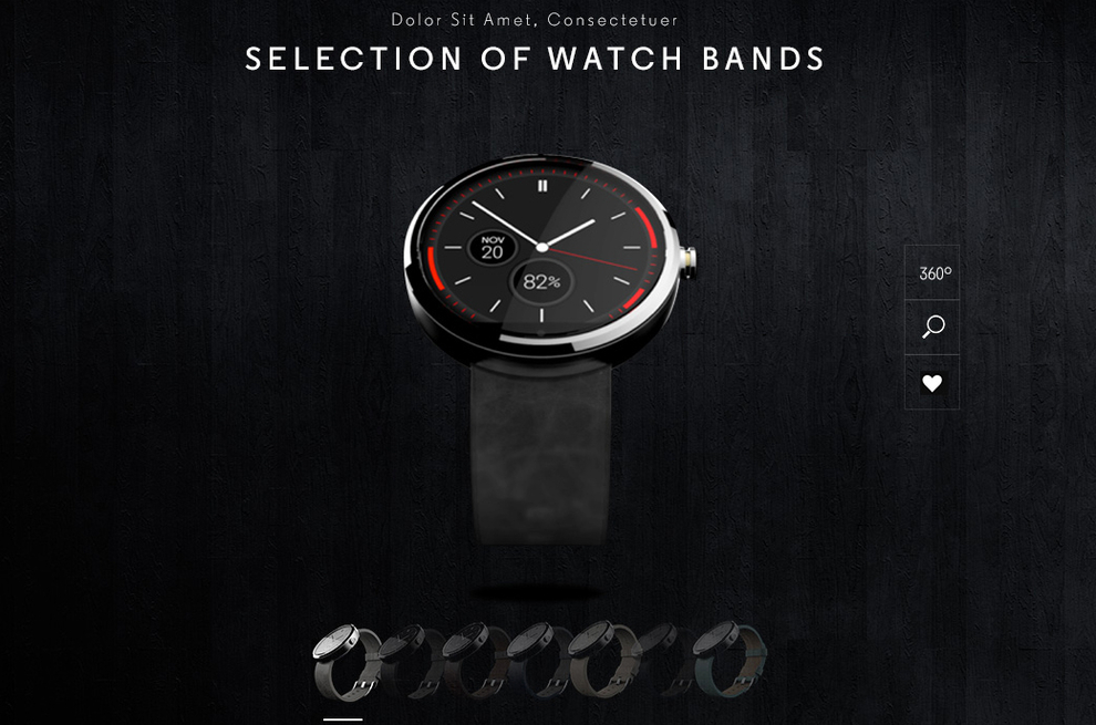 Moto-360-customization