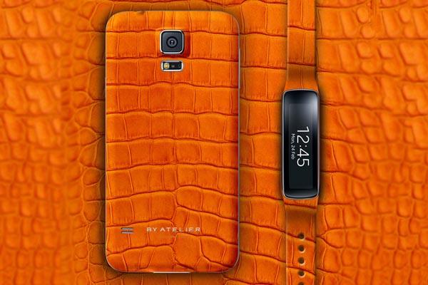 Galaxy S5_สีส้ม