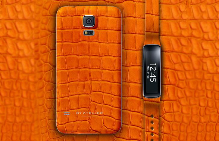 Galaxy S5_orange