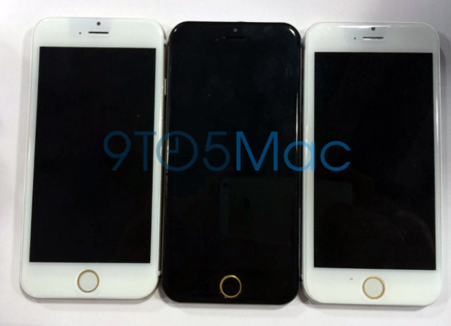 iphone6 gold_front