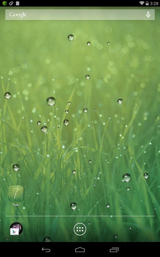 Rain-Parallax-Live-Wallpaper