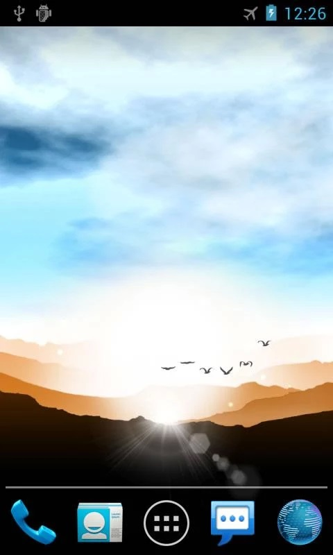Sunrise-Live-Wallpaper