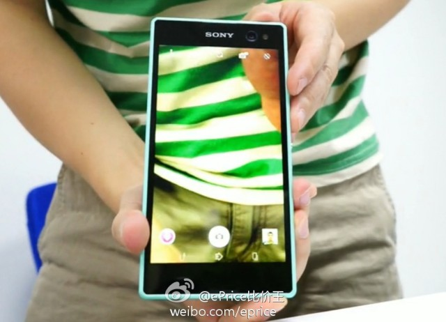 Upcoming-selfie-centric-Sony-phone (2)
