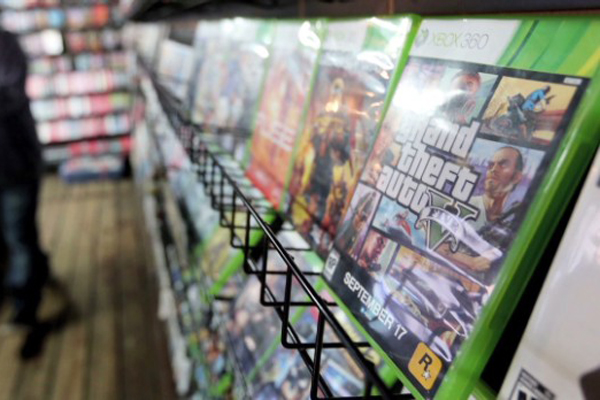 GTA V – Take-Two Interactive