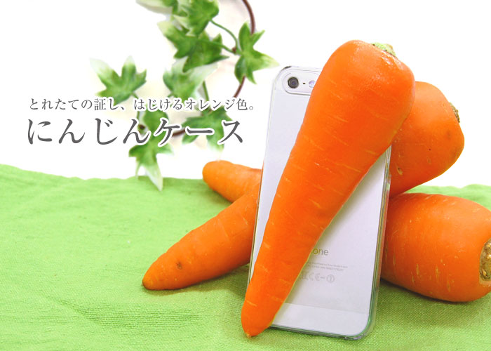 Carrot-iPhone-55S-Case