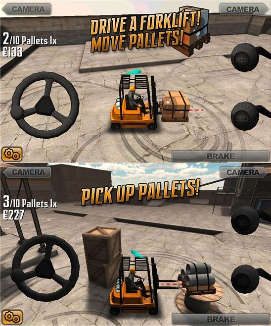 Extreme-Forklifting