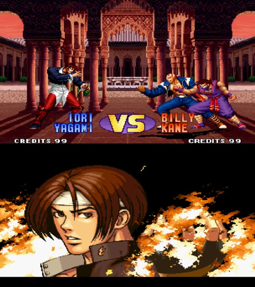 King-of-Fighters-98