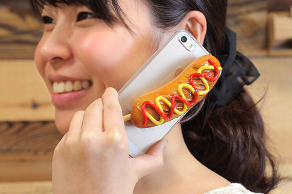 Sausage-iPhone-55S-case
