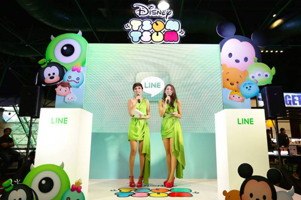 Thailand Mobile Expo ศูนย์สิริกิติ์