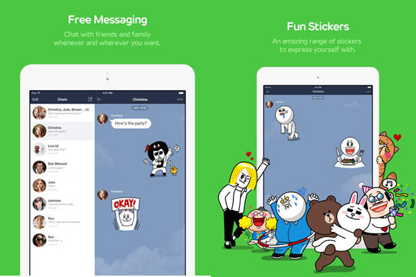 line_for_ipad