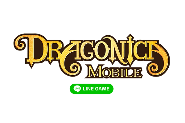 Logo LINE Dragonica Mobile