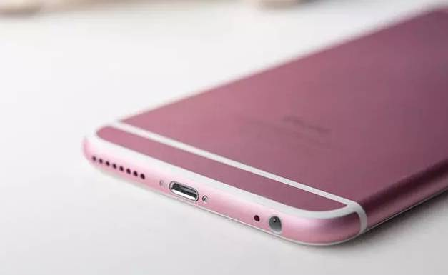 iPhone 6s สีชมพู3664