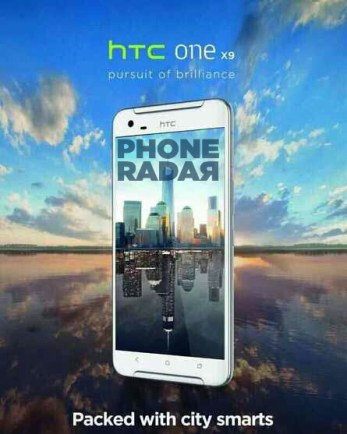 HTC One X9_001