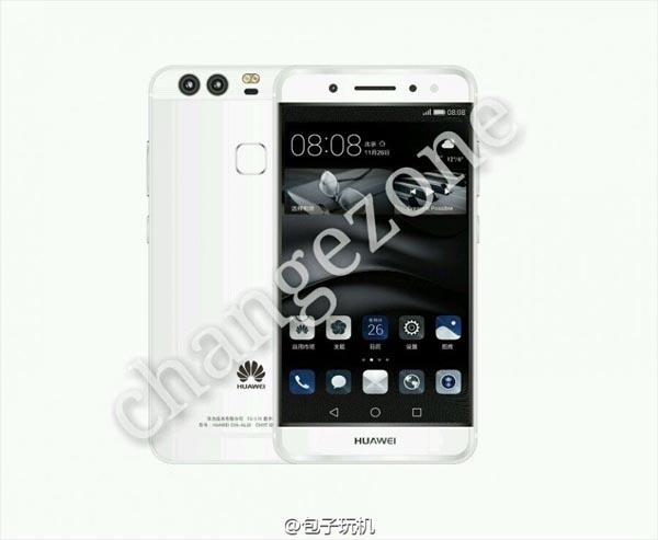 Huawei P9 wwite
