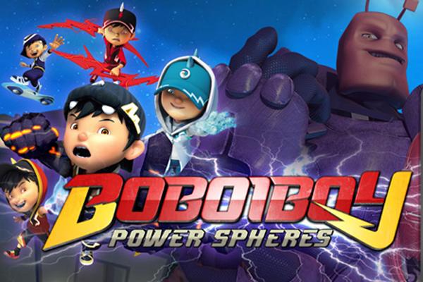 BoBoiBoy Power Spheres600