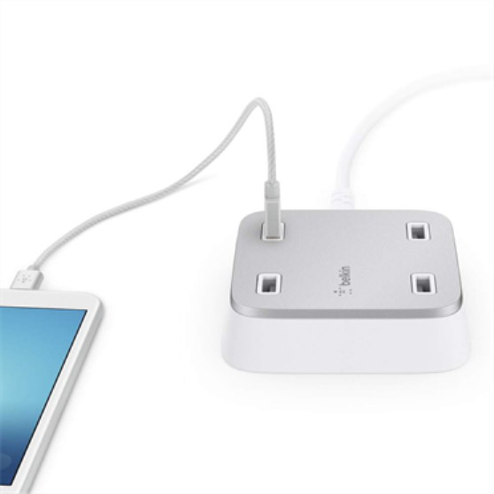Family RockStar™ 4-Port USB Charger__Pic-1