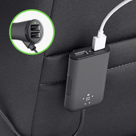 Road Rockstar 4-Port Passenger Car Charger__Pic-2